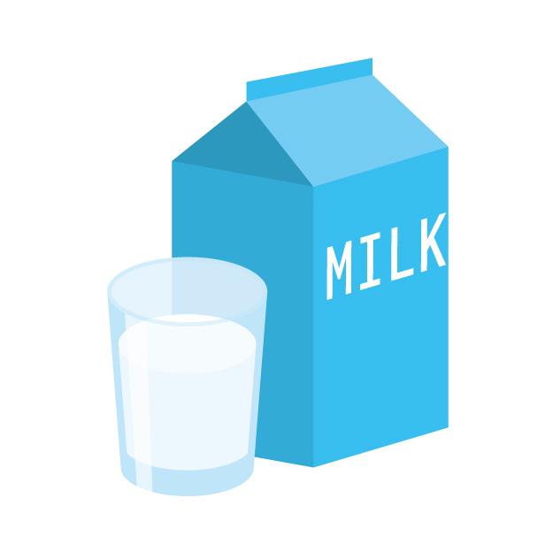 牛乳は健康にいいのか?、悪いのか?、一概にはいえませんが、